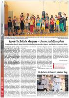 Sonntags Nachrichten 01.10.2014