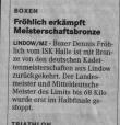MZ Halle 04.06.2014