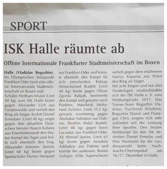 Wochenspiegel Halle 13.12.2017