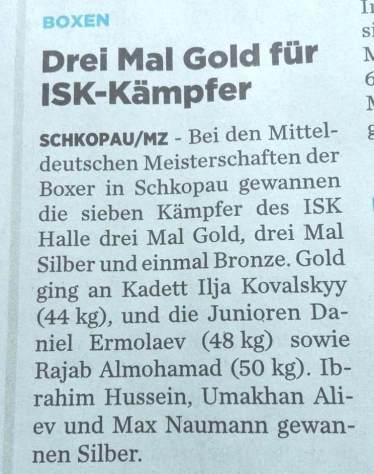 MZ Halle 02.04.2019