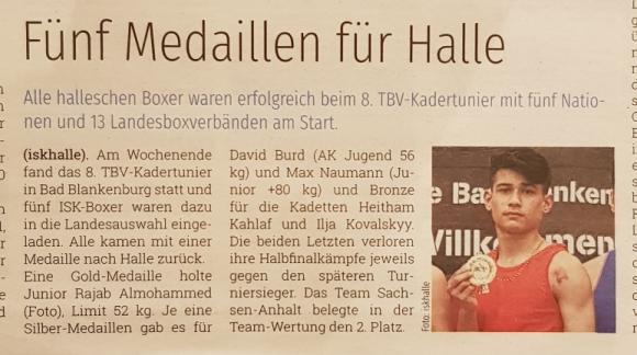 Wochenspiegel Halle 26.02.2019